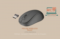 Mouse Trust Ziva Wireless BLACK